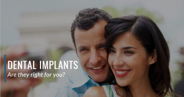 Dental Implants - Are they right for you?