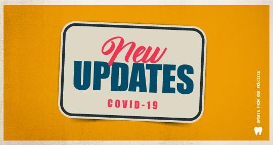 Practice Updates Regarding Coronavirus